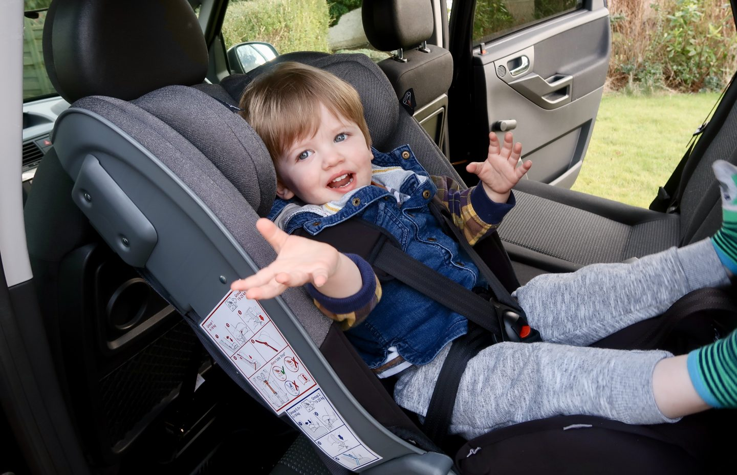 Extended Rear Facing Car Seat1