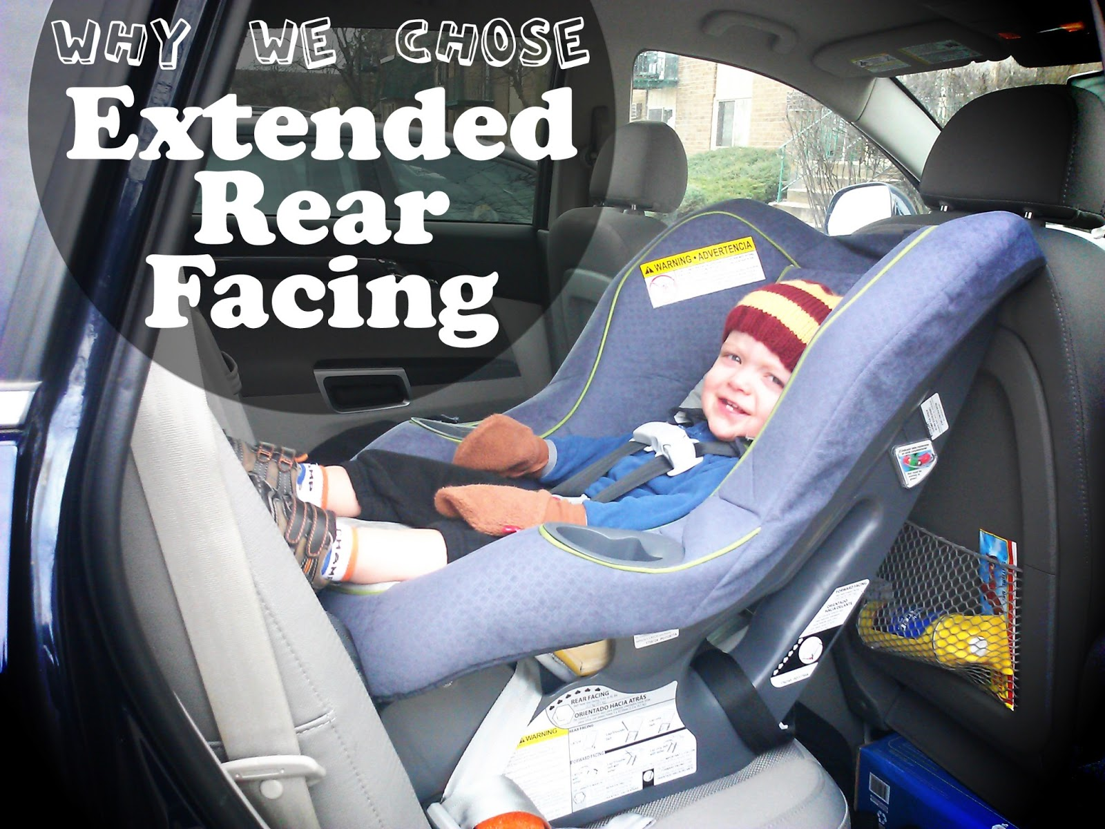 Extended Rear Facing Car Seat6