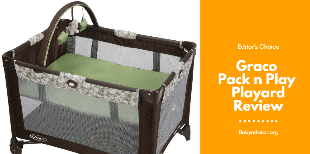 Graco Pack n Play with Automatic Folding Feet review