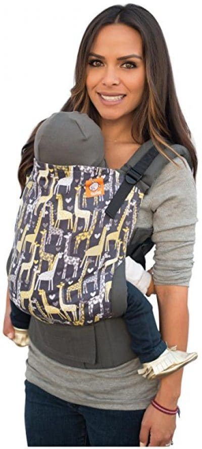 Tula Ergonomic Toddler Carrier Tula Ergonomic Carrier - Spotted Love - Toddler