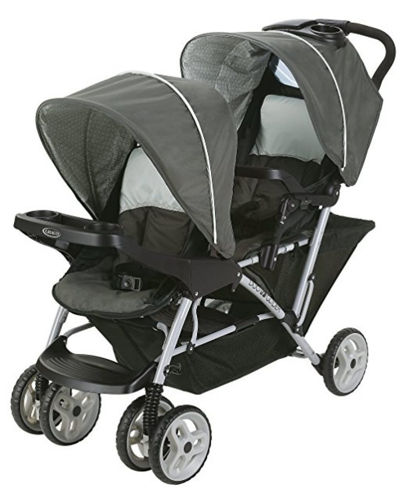 Graco DuoGlider Click Connect Stroller – Best Double Stroller 2018