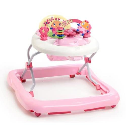 Bright Starts Walk-A-Bout Walker – Best Foldable Baby Walker