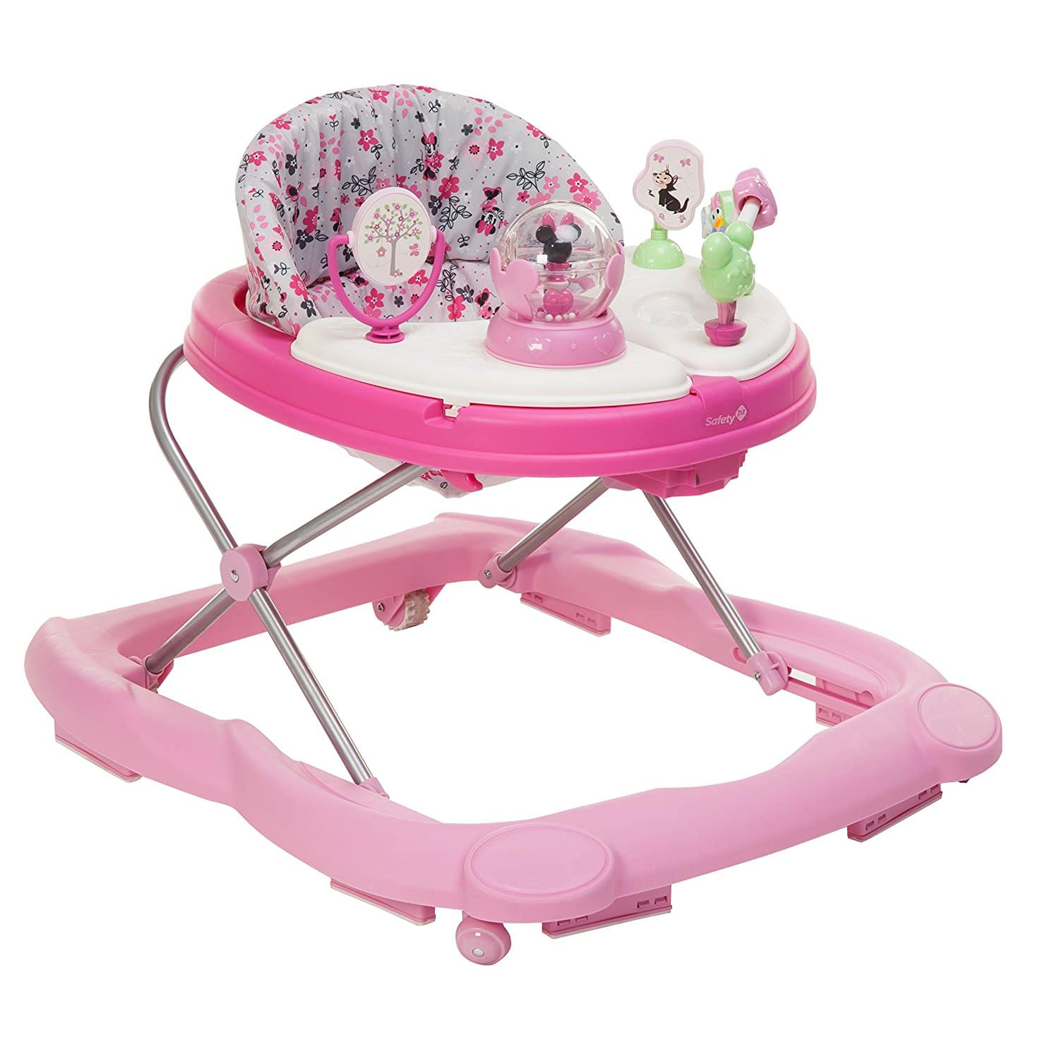 Disney Minnie Music and Lights Walker – Best Baby Walker Activity Center
