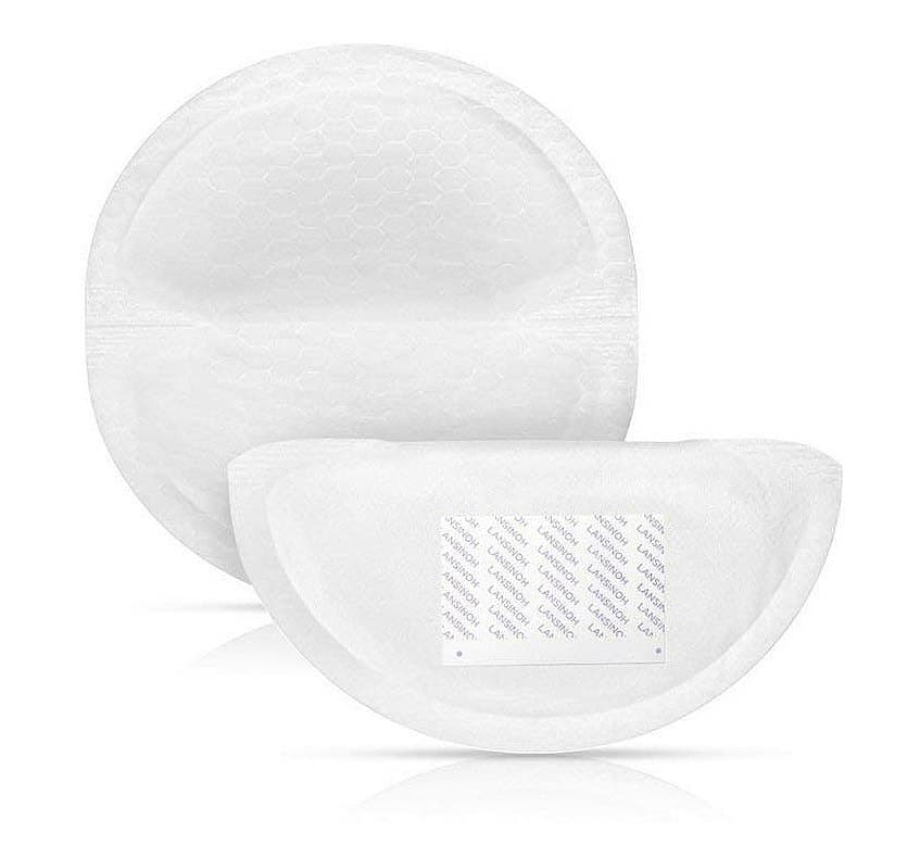 Lansinoh Stay Dry Disposable Nursing Breast Pads