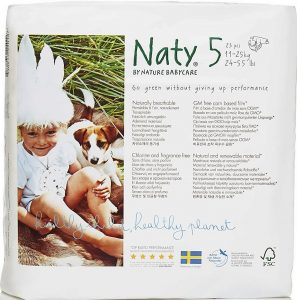 Eco by Naty Nature Babycare Disposable Diapers