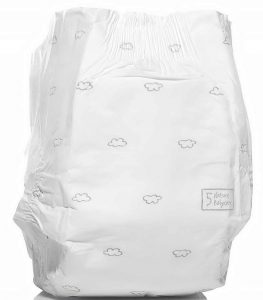 Naty by Nature Premium Disposable Diapers