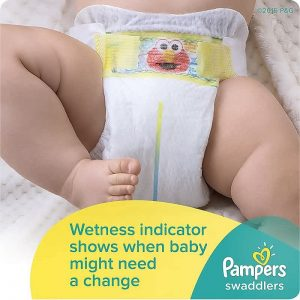 Pampers Swaddlers comfort protection Diapers