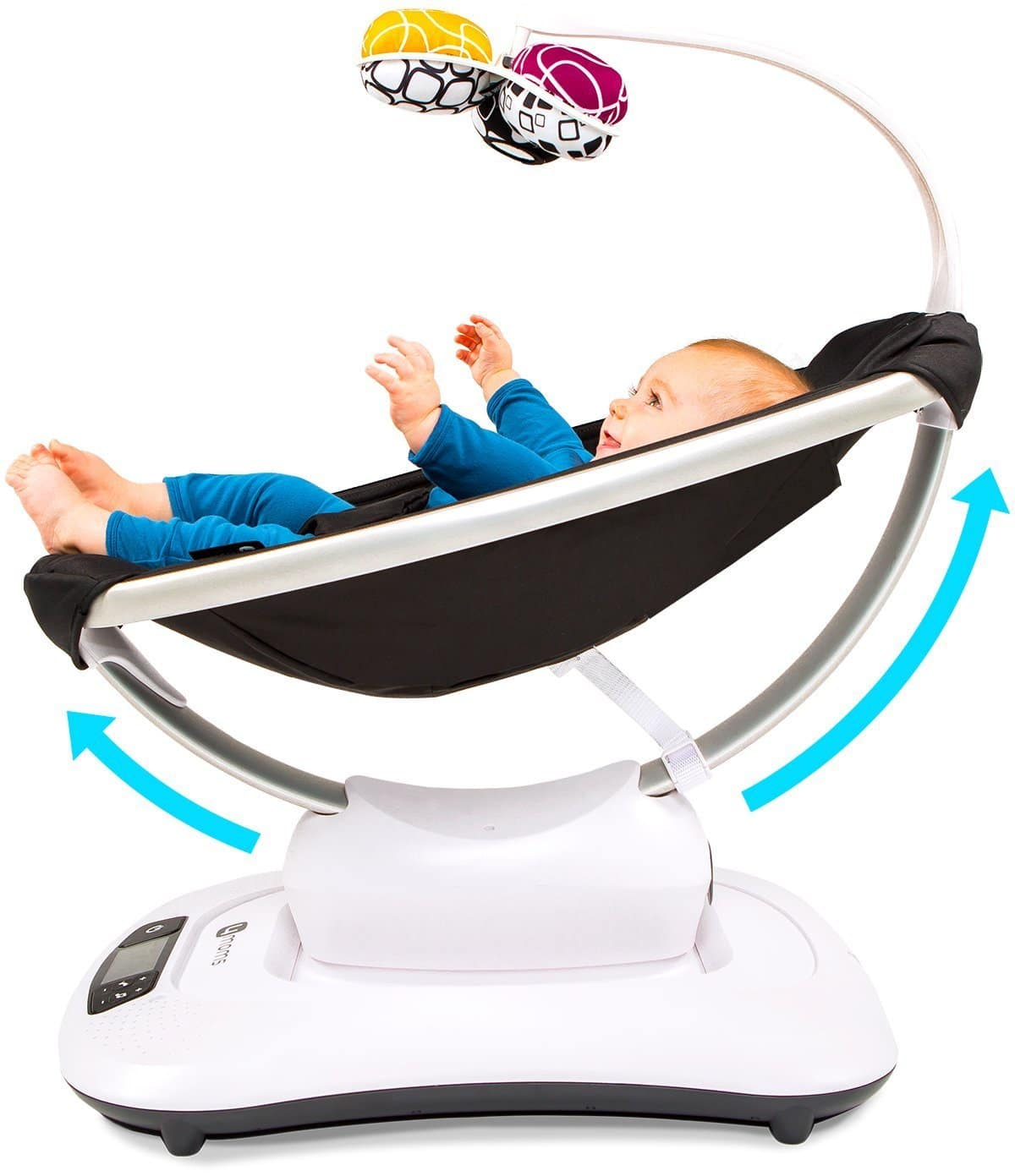 4moms mamaRoo Bluetooth Enabled Baby Bouncers