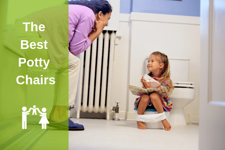 Best Potty Chairs for Potty Training Your Toddler
