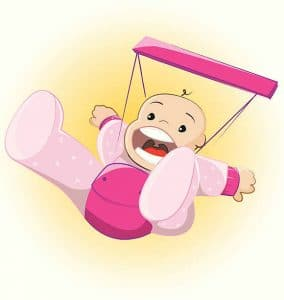 Baby Bouncers - Safety Tips