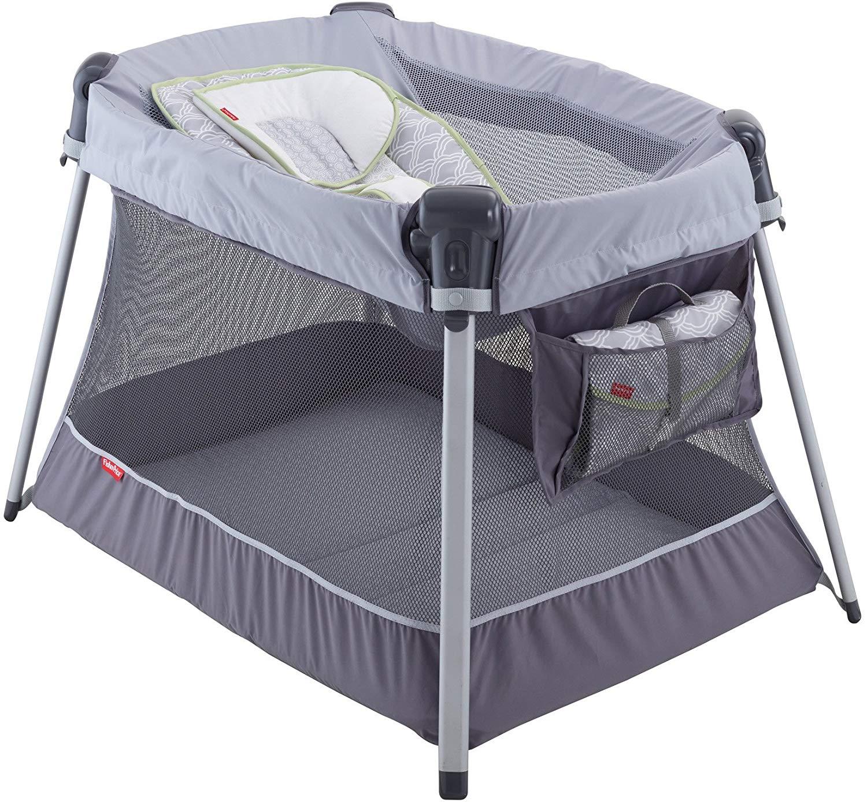 Fisher Price Ultra Lite Travel Crib
