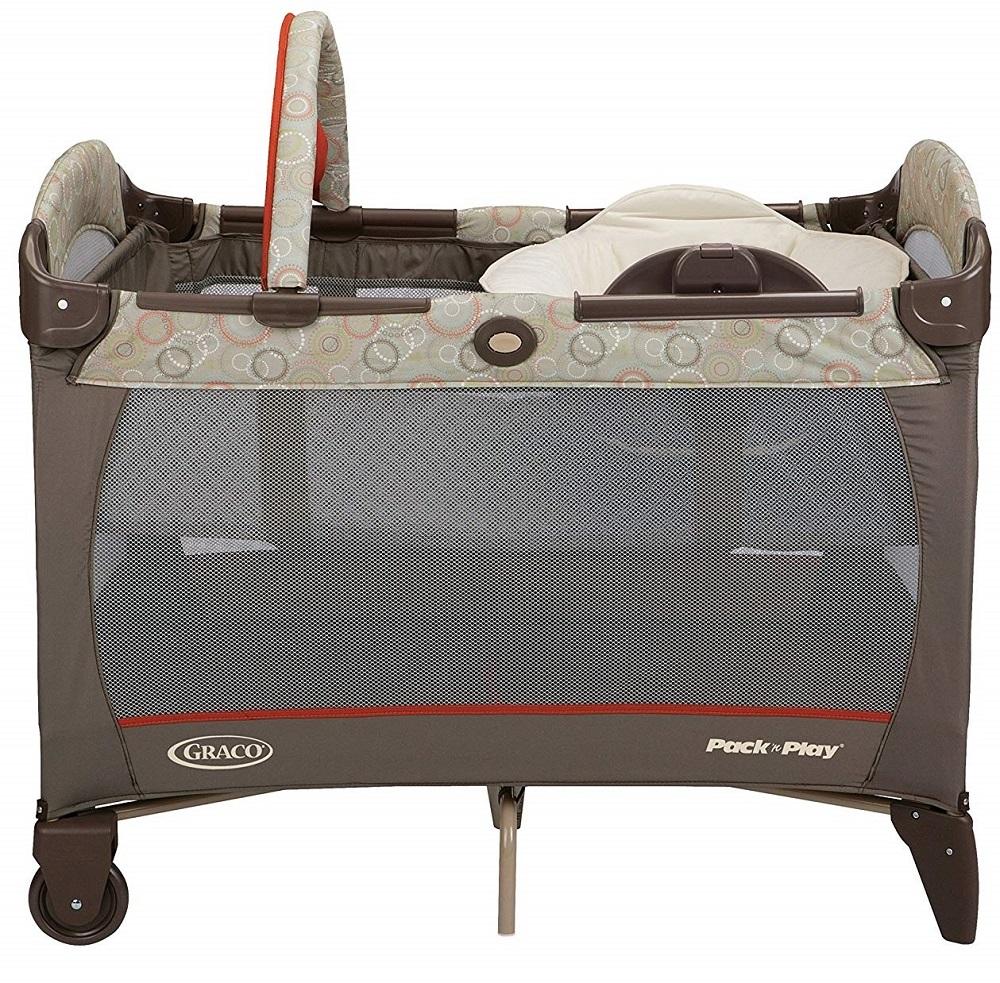 Graco Pack Reversible Napper Changer