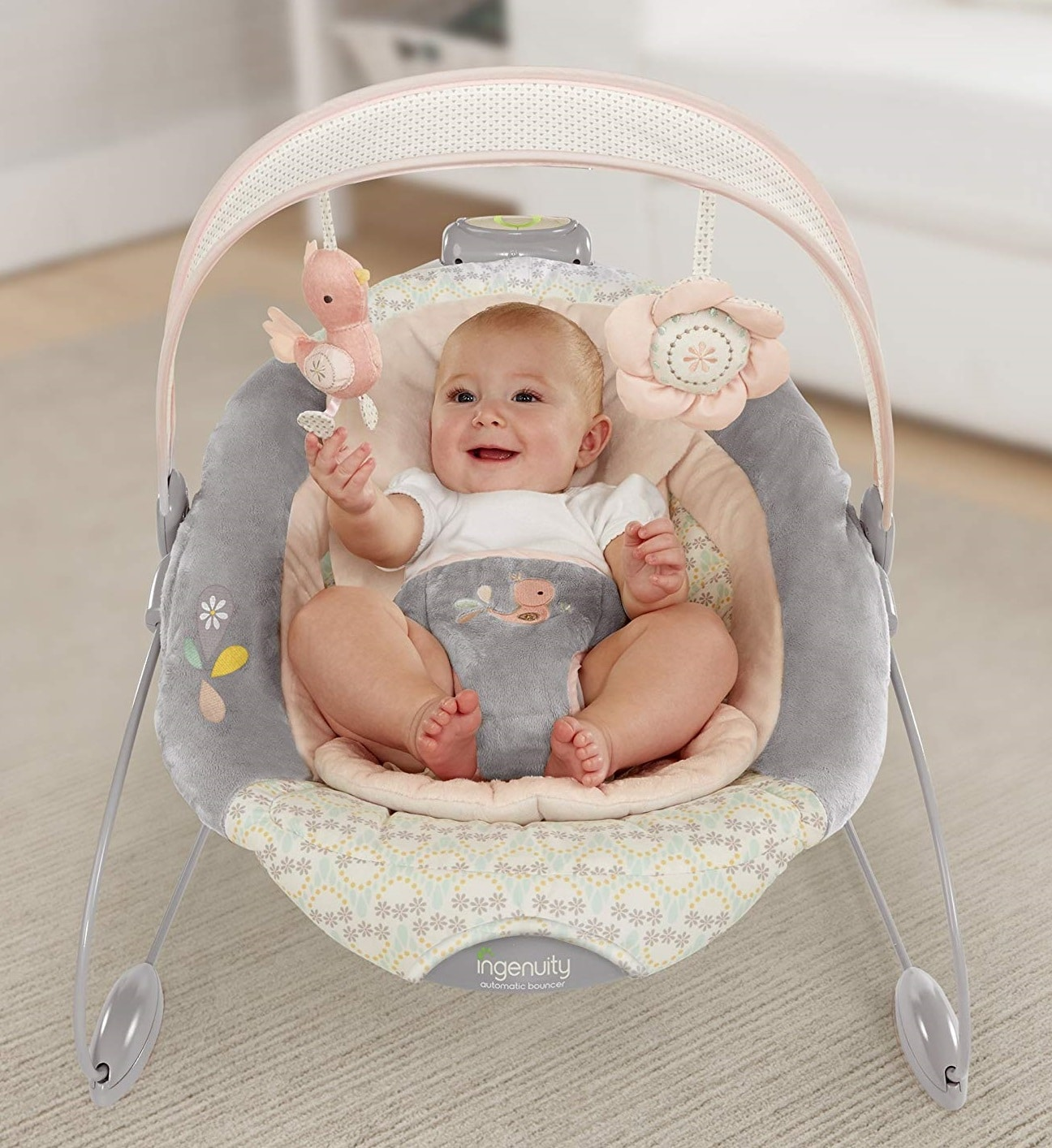 Ingenuity Smartbounce Automatic Baby Bouncers