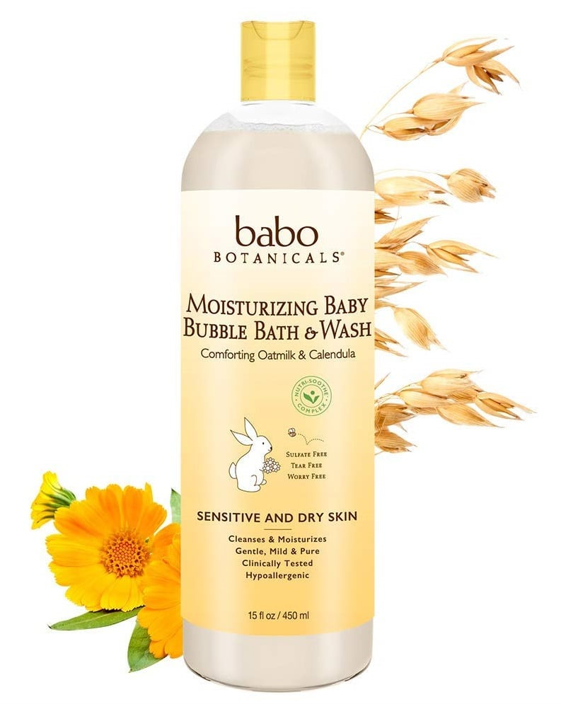 Babo Botanicals Moisturizing Bubble Bath