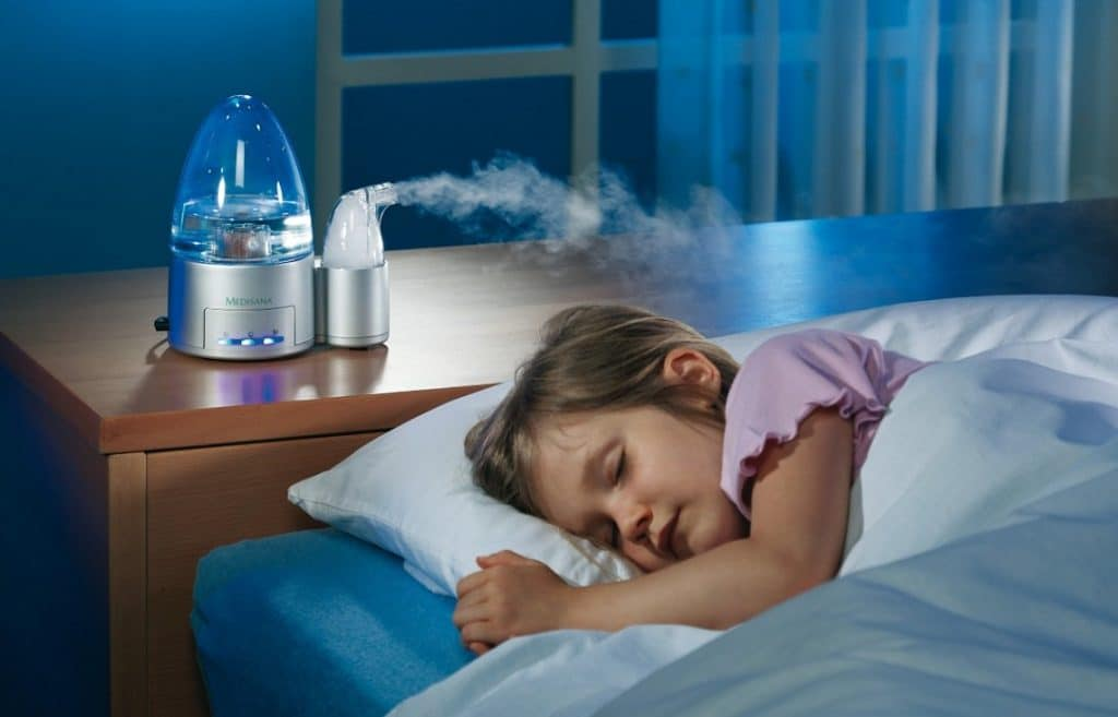 Humidifiers for Baby's Nourishment