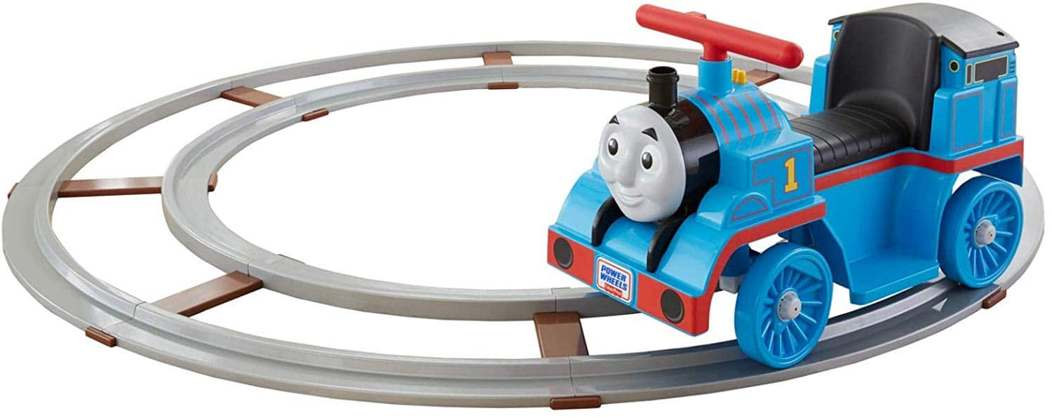 Power Wheels Thomas Train with Tracks