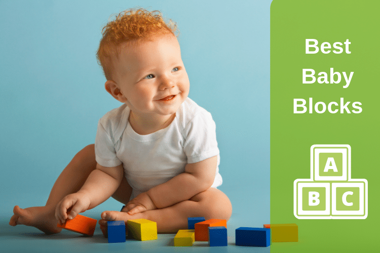 Best Baby Blocks For Toddler's Intellectual Development