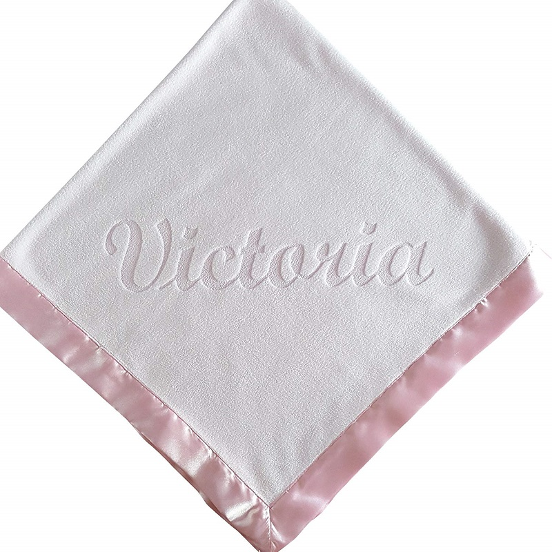 Custom Catch Personalized Baby Blanket