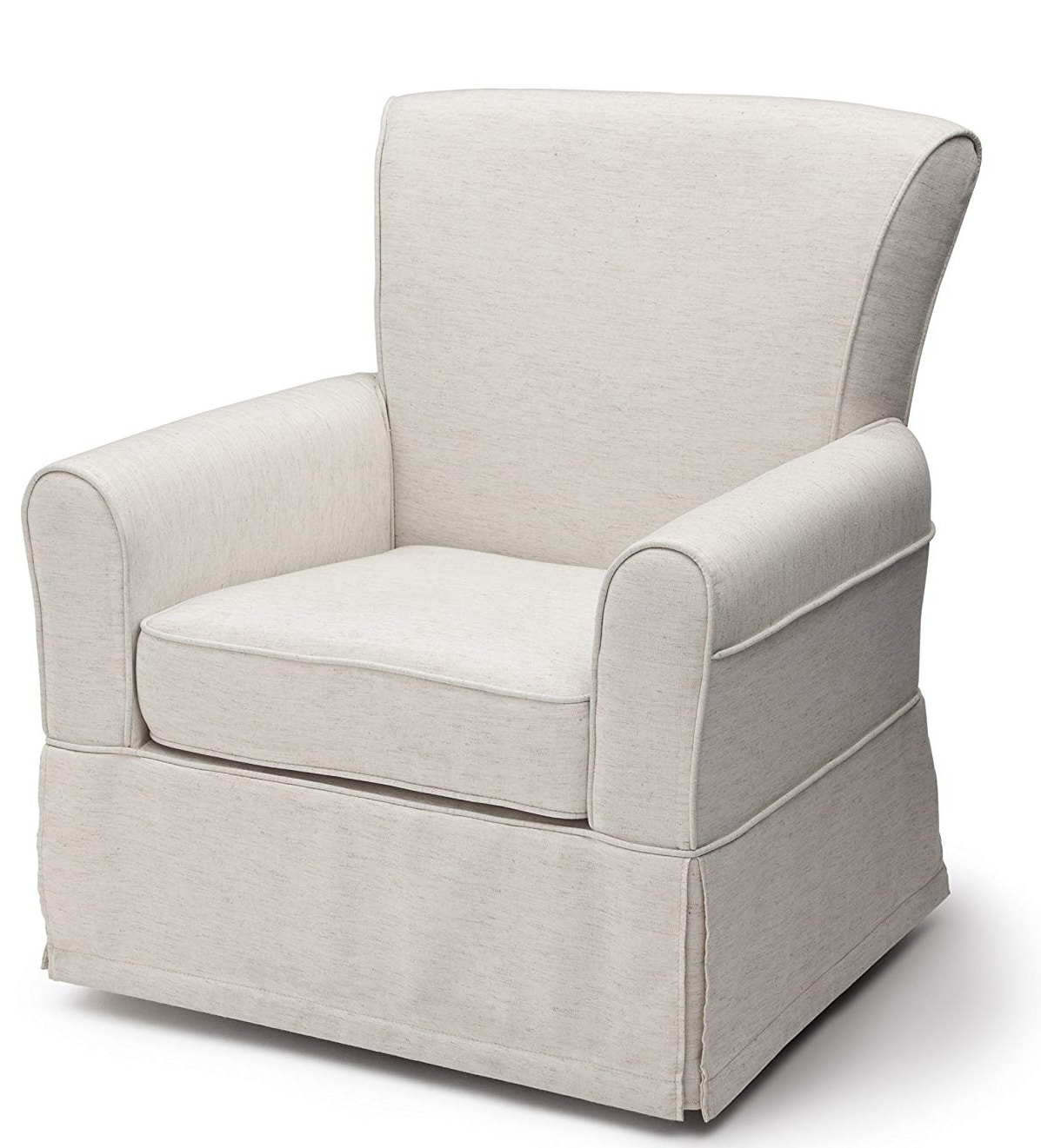 Delta Children Sand Upholstered Chair
