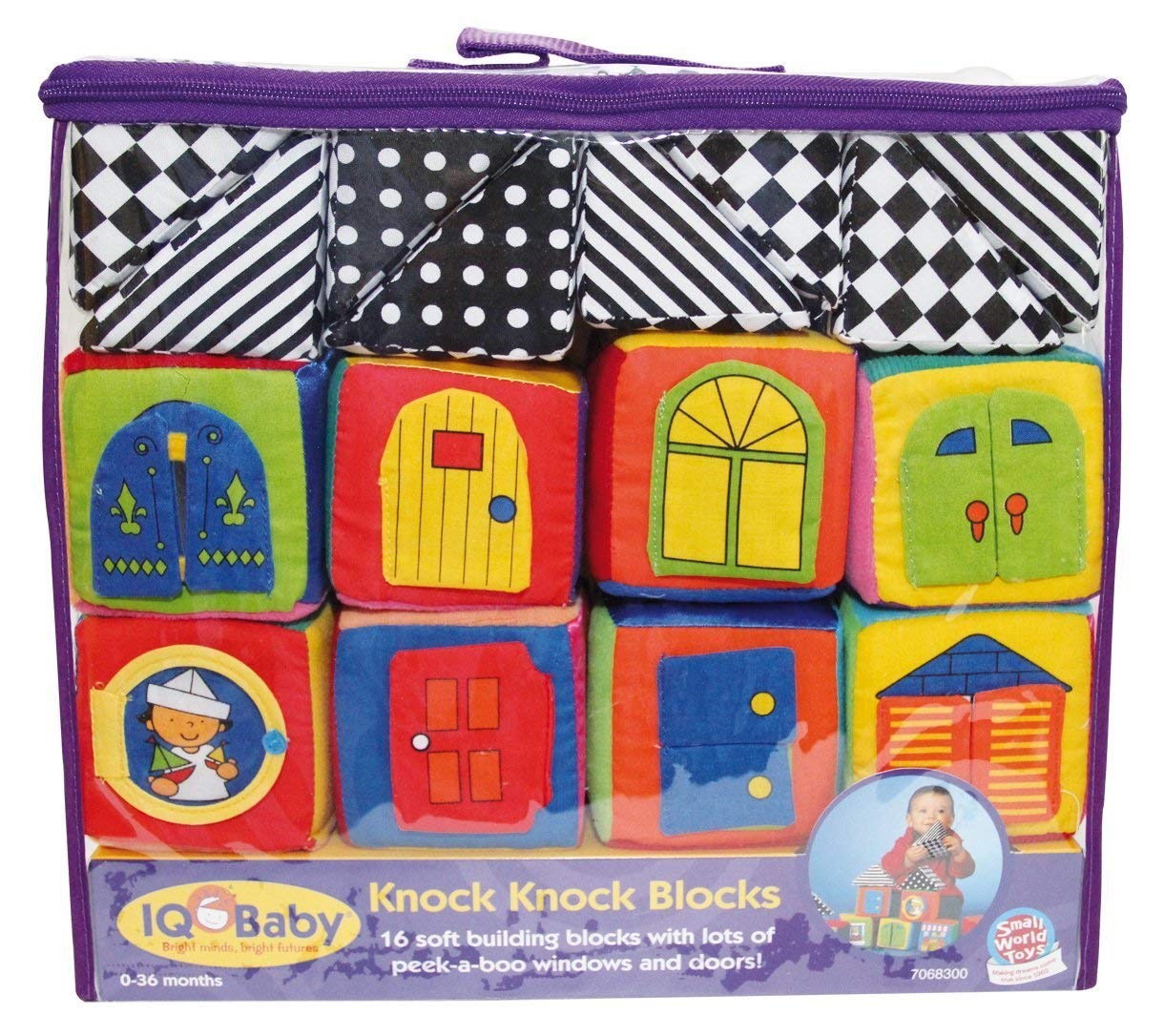 IQ Baby Small World Toys