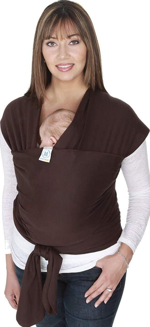 Moby Wrap Cotton Baby Carrier