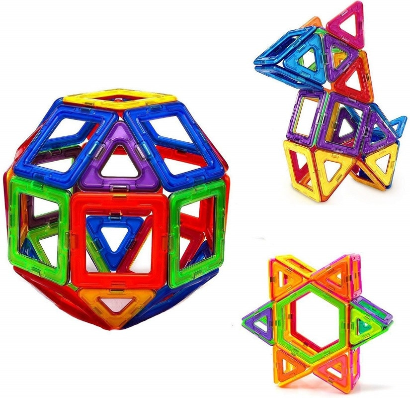 SHIGOO Magnetic Building Blocks