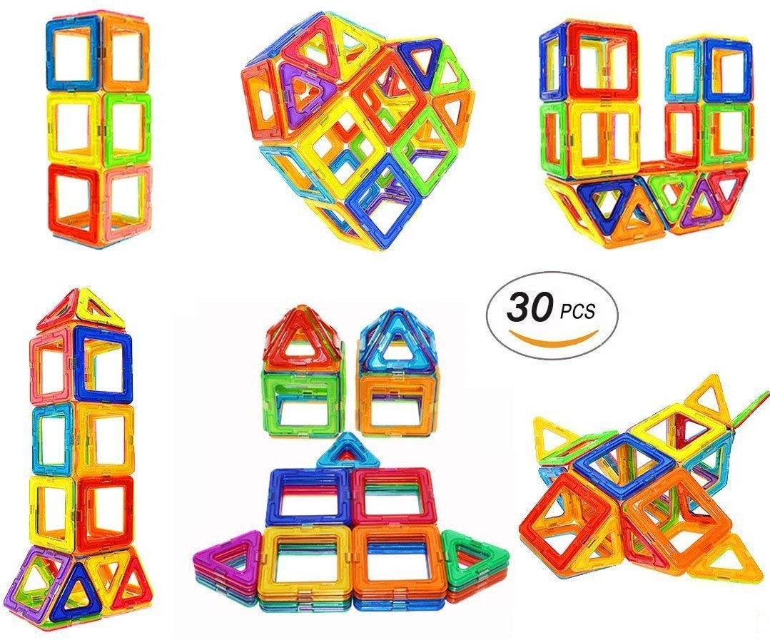 Soyee Magnetic Blocks STEM Educational Toys