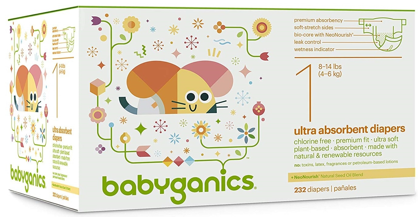 8 Best Biodegradable Diapers 2019: 100% Eco-Friendly Diapers for Baby
