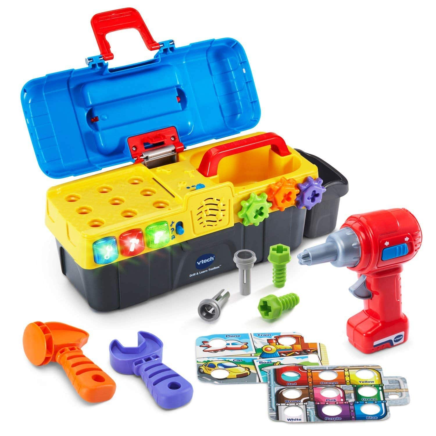Sensational 10 Best Toy Tool Set Reviews 2019 A Moms Ultimate Buying Ibusinesslaw Wood Chair Design Ideas Ibusinesslaworg