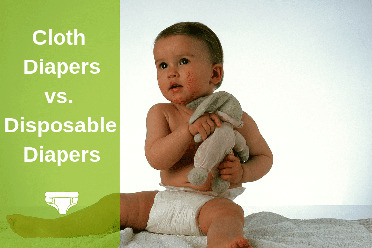 Cloth Diapers vs. Disposable Diapers: What's The Best Pick for Your Baby?
