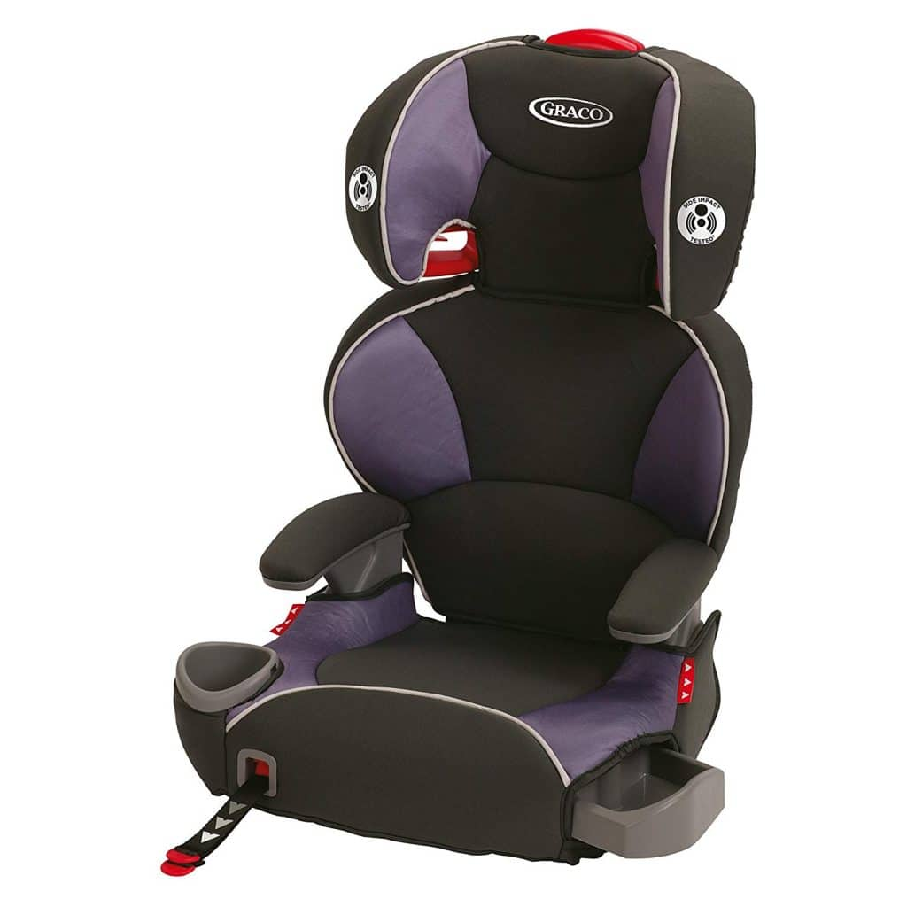 Graco Affix Youth Booster Seat with Latch System