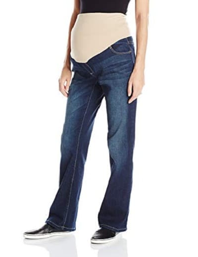 Three Seasons Boot Cut Maternity Jeans