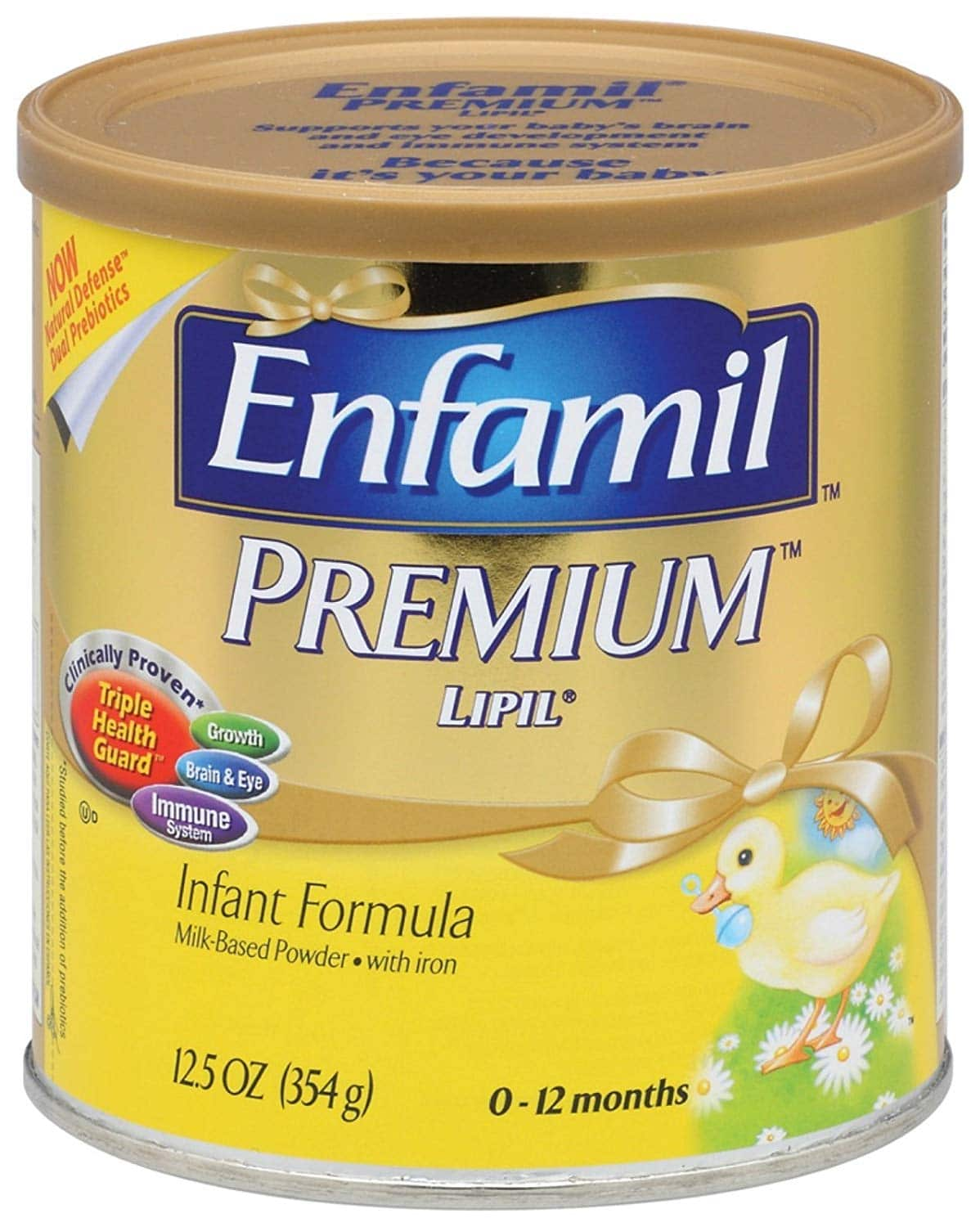 Enfamil Infant Formula Premium Lipil Milk-Based Powder