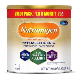 Enfamil Nutramigen Infant Formula with Enflora LGG