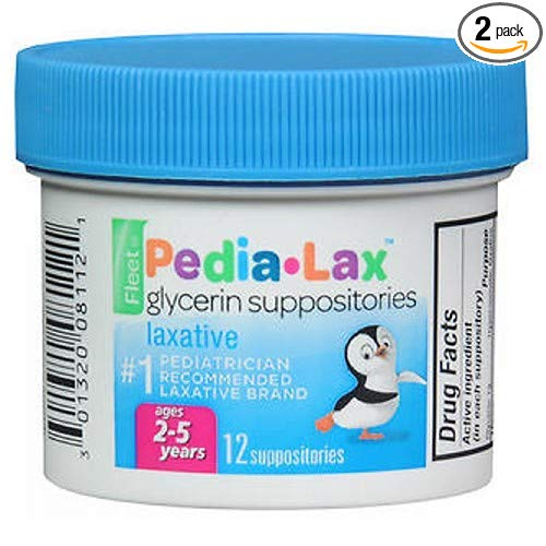 Pedia Lax Glycerin Suppository