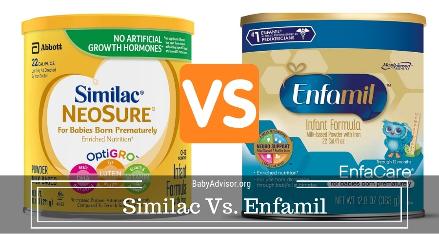Similac vs. Enfamil Which is Right for Your Baby