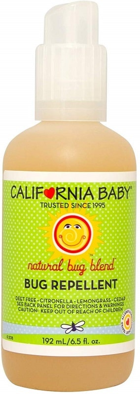 California Baby Repellant Spray