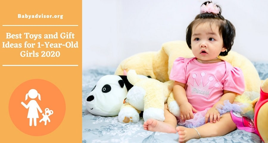 Best Toys and Gift Ideas for 1-Year-Old Girls