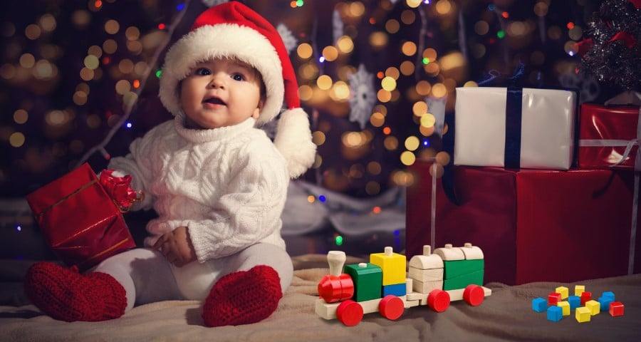 Best Babies Christmas Gifts and Toys