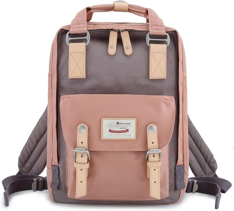 Himawari School Waterproof Backpack
