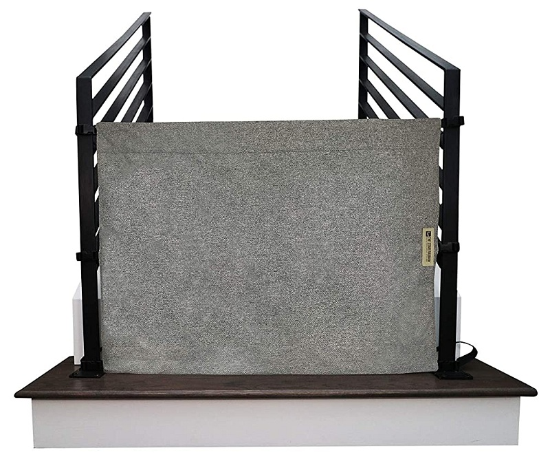 The Stair Barrier Baby and Pet Gate