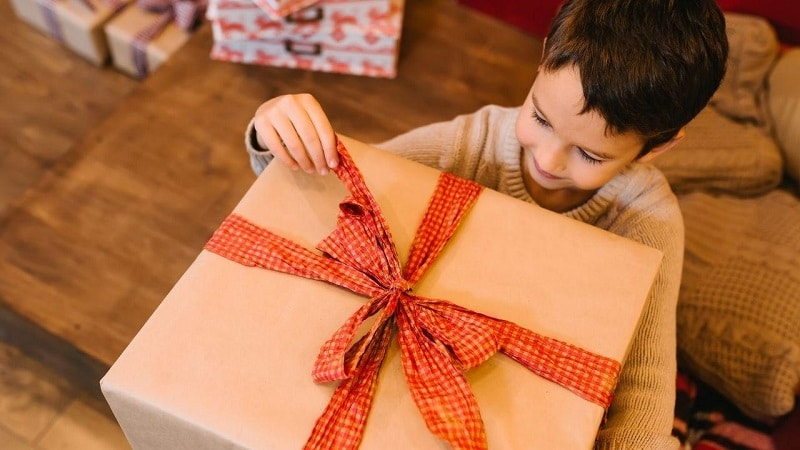 Gifts for five year old boys