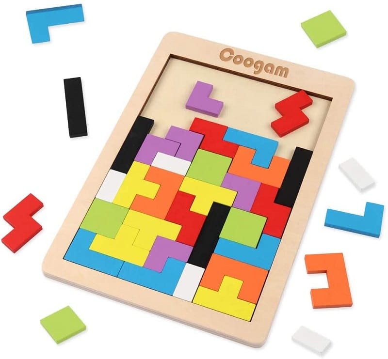 Coogam Russian Blocks Game