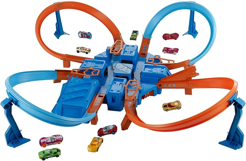 Hot Wheels Motorized Track